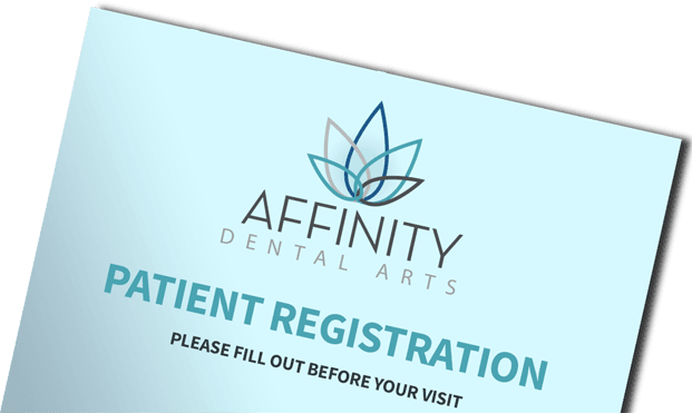 Patient Registration Cover